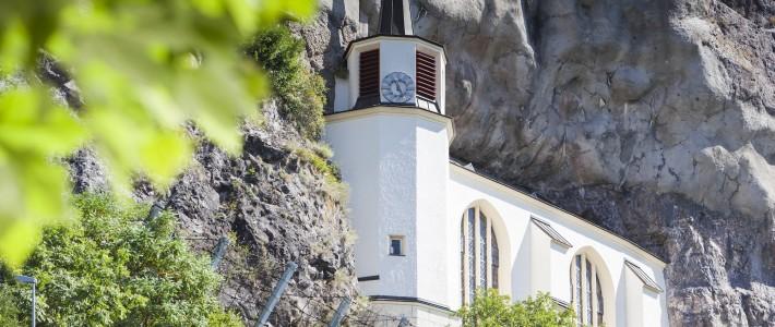 Felsenkirche geschlossen