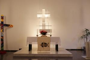 Christuskirche Altar klein