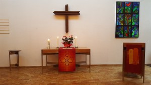 auferstehungskirche innen klein