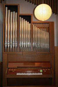 Auferstehungskirche-Orgel