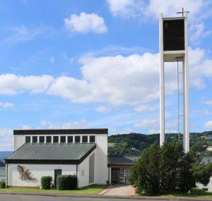 Kreuzeskirche Außen