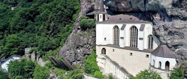 Die Felsenkirche – Bekannt im Land