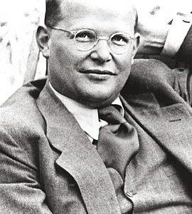 In memoriam Dietrich Bonhoeffer