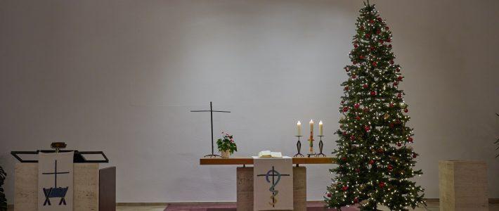 Gottesdienst aus der Kreuzeskirche